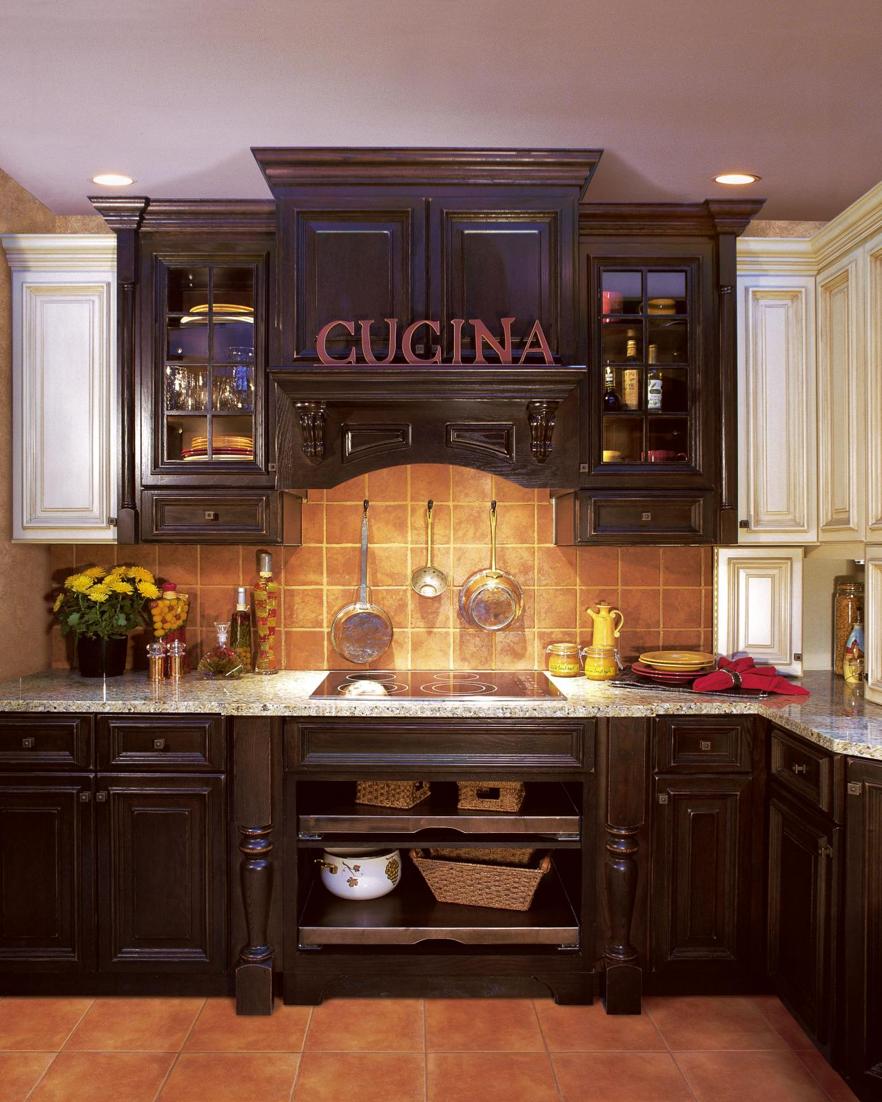 Omega Kitchen Cabinets: Graham Interiors, LLC