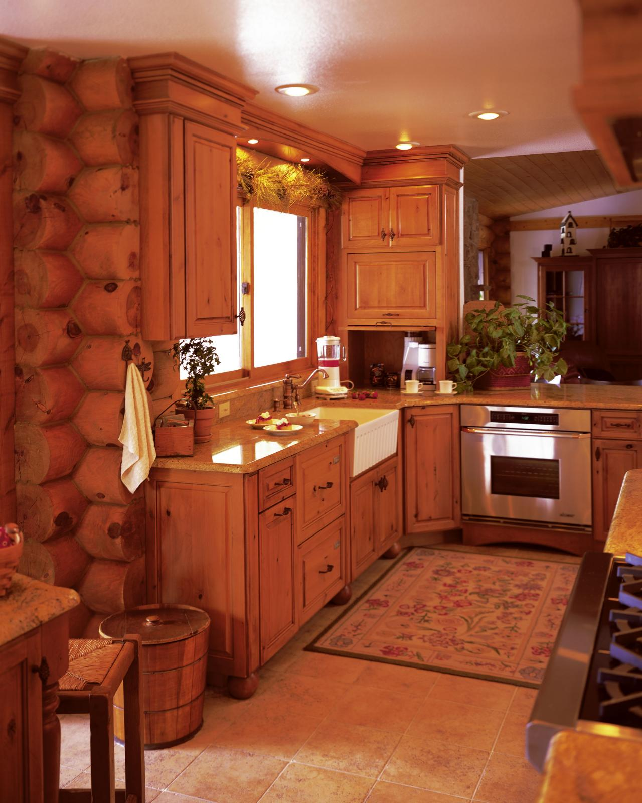 Dynasty Cabinets, Various Flooring