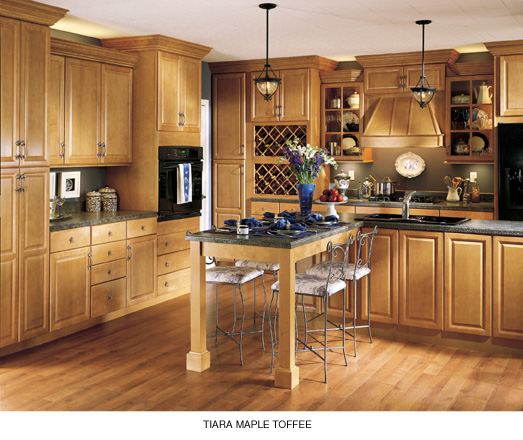 Complete Kitchen Cabinet Packages: Echelon Cabinet Gallery